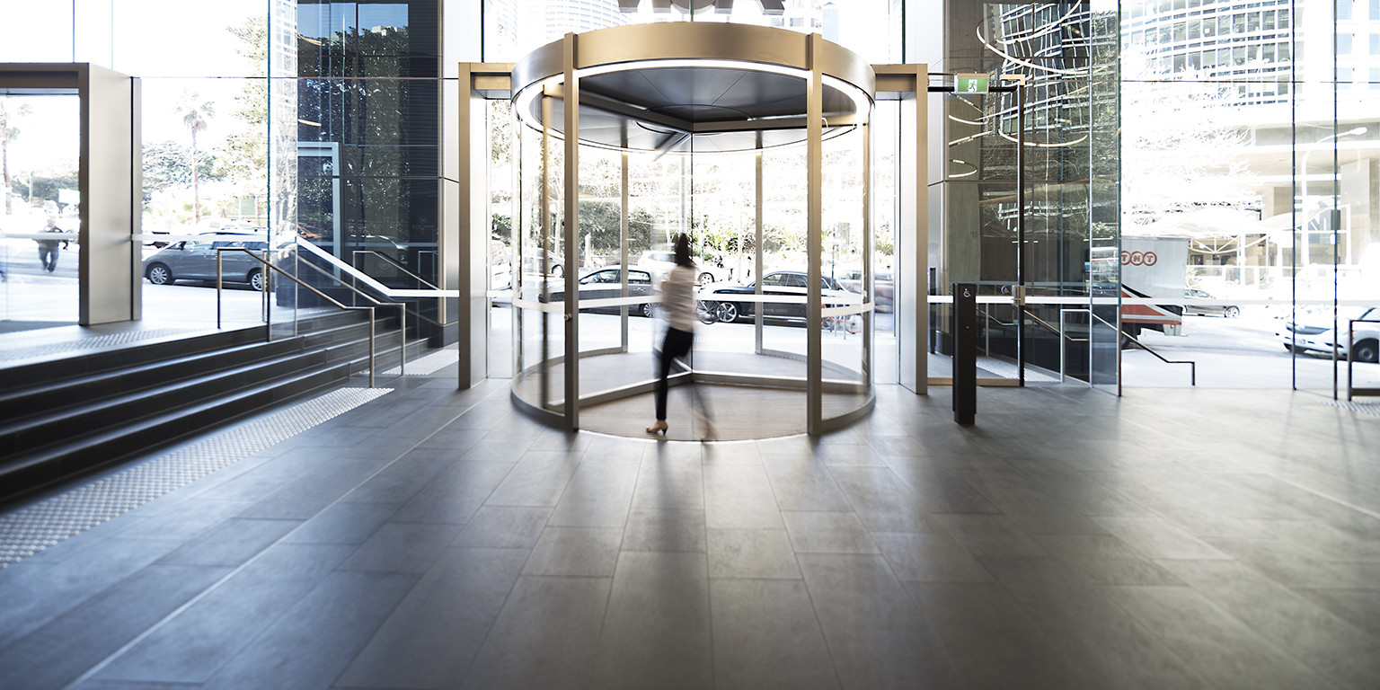 Automatic Doors & Windows in Doha Qatar