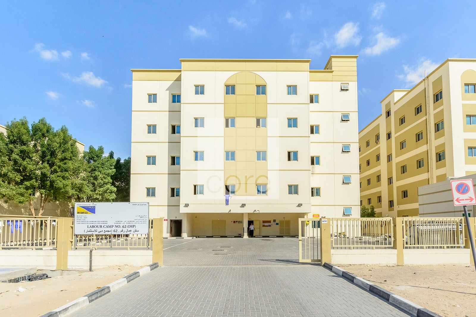 Labour Camp Leasing in Doha Qatar