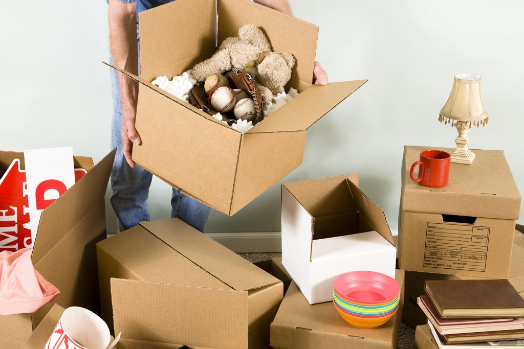 Removal - Packing & Storage Services in Doha Qatar