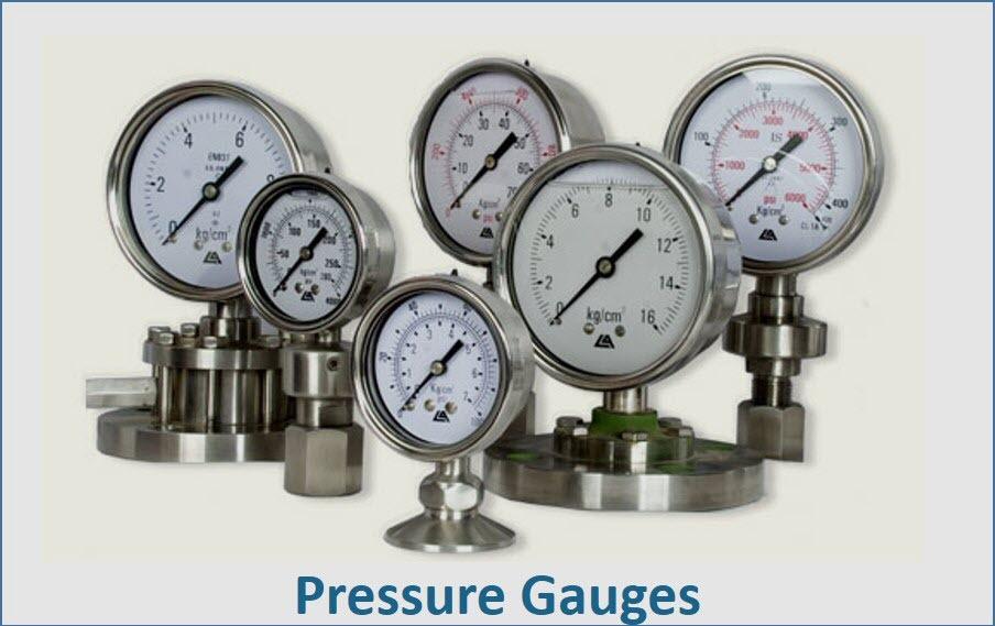 Pressure Gauges in Doha Qatar