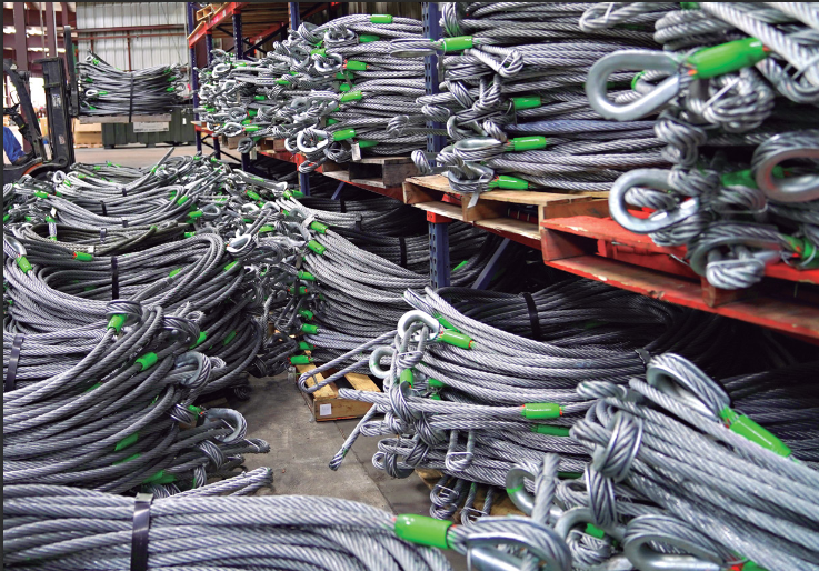 Wire Ropes & Slings in Doha Qatar