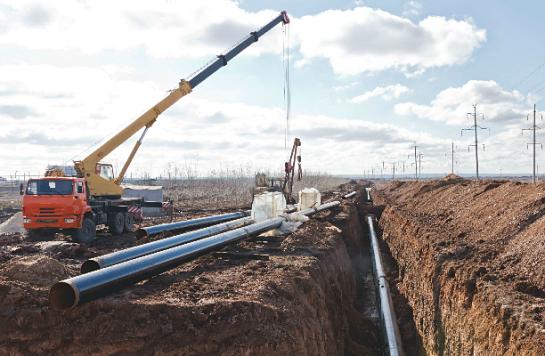 Pipeline Installation Contractors in Doha Qatar