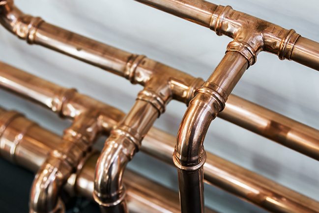 Copper Pipes & Fittings in Doha Qatar