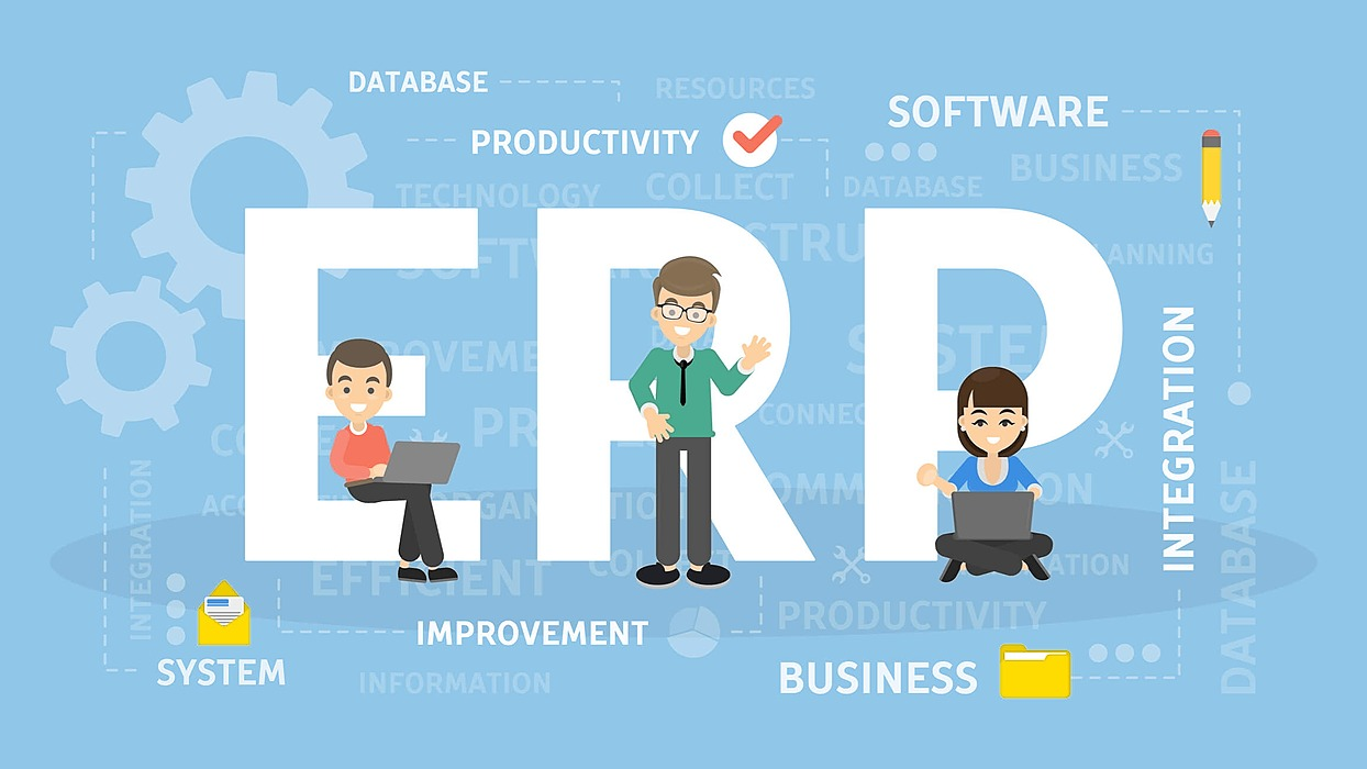 ERP SOFTWARE SOLUTION in Doha Qatar