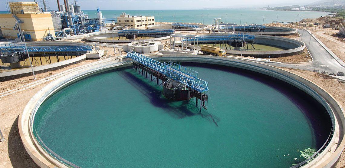 WASTEWATER TREATMENT PLANTS in Doha Qatar