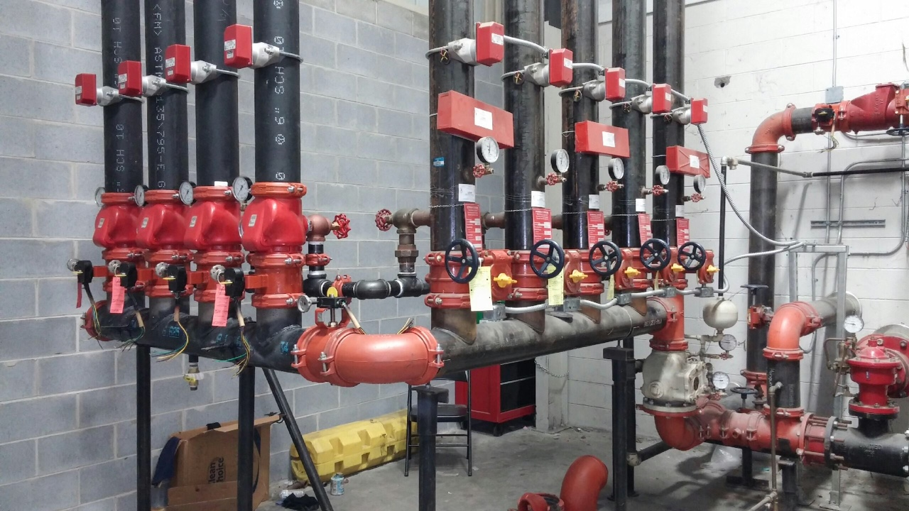 DELUGE SYSTEMS in Doha Qatar
