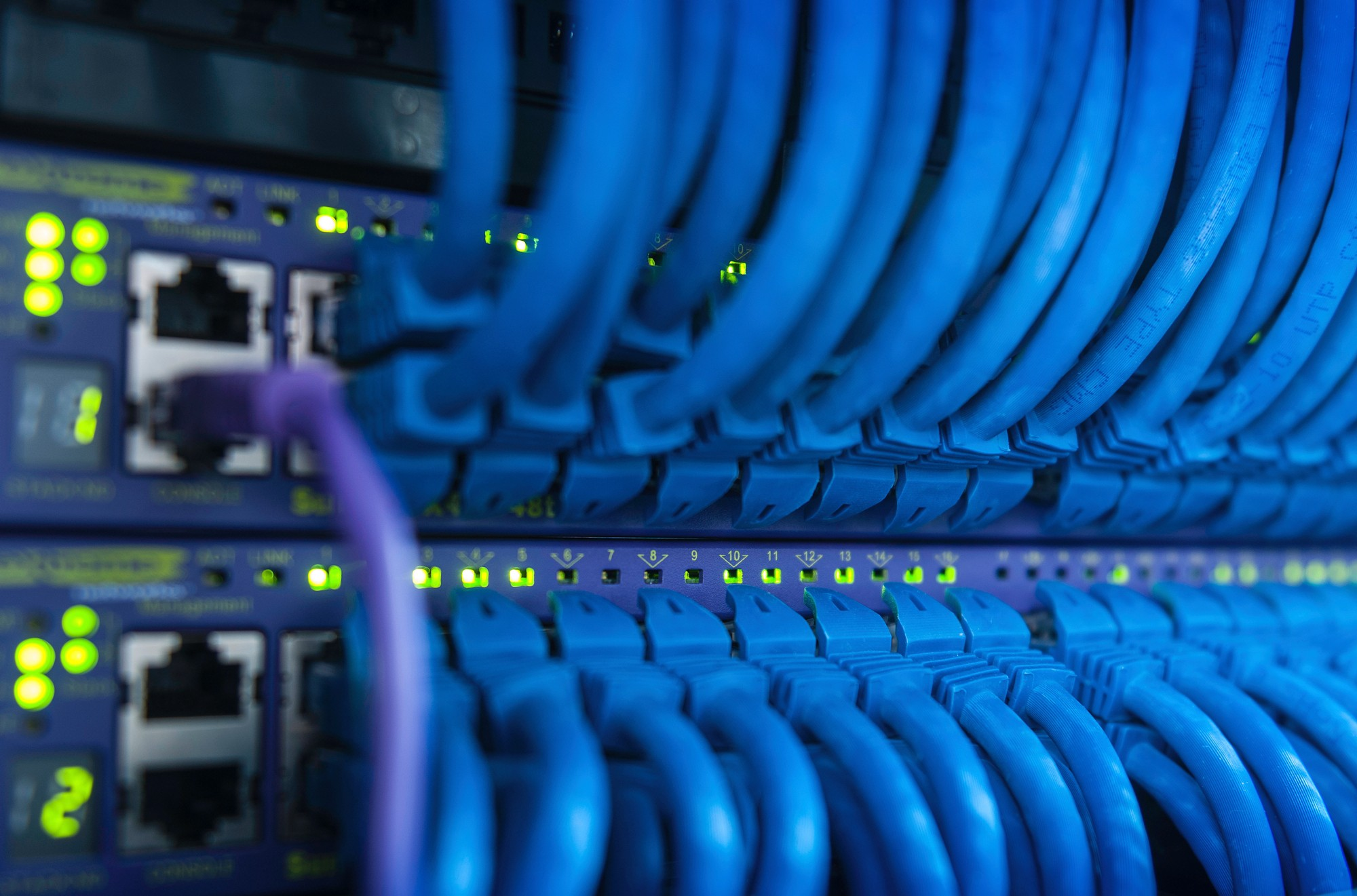Cable Management Systems in Doha Qatar