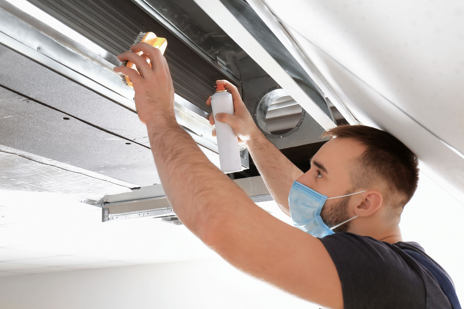 Air Duct Cleaning Systems in Doha Qatar