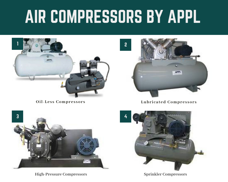 AIR COMPRESSORS in Doha Qatar