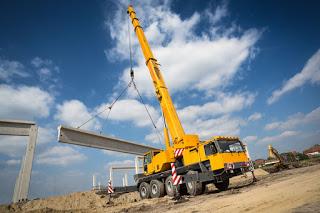 Crane Hire in Doha Qatar